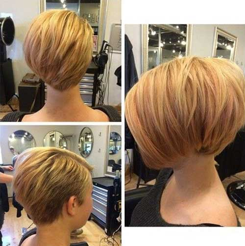 Great Short Styles for Thick Hair