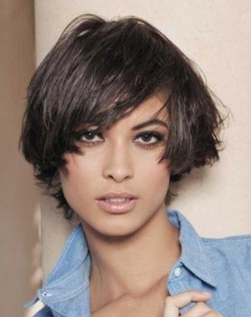 Best Short Thick Straight Haircut