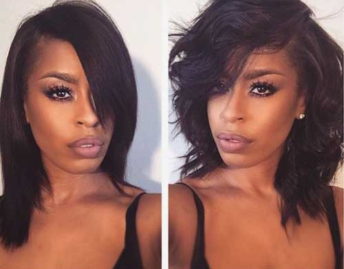 Short Thick Wavy Haircuts 2015