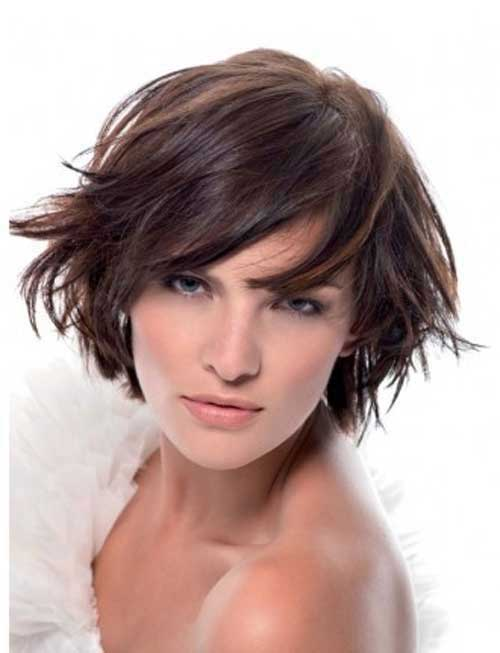 Short Trendy Layered Haircuts for 2015