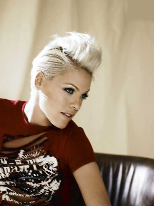 Best Short Trendy Perfect Haircuts for 2015