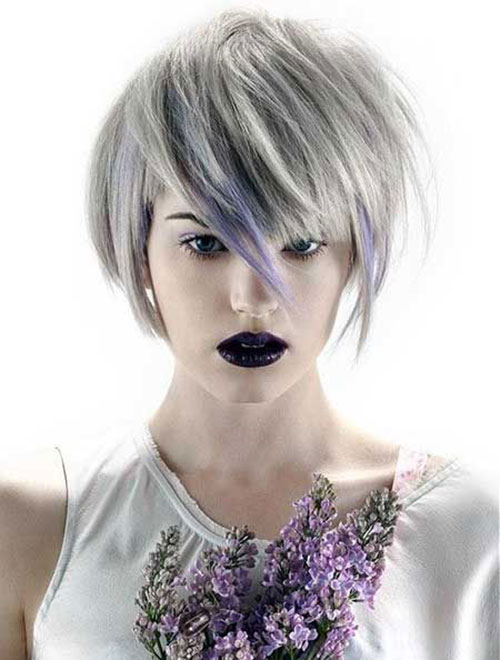 2016 Short Hair Color Trends  The Best Short Hairstyles For Women 2016