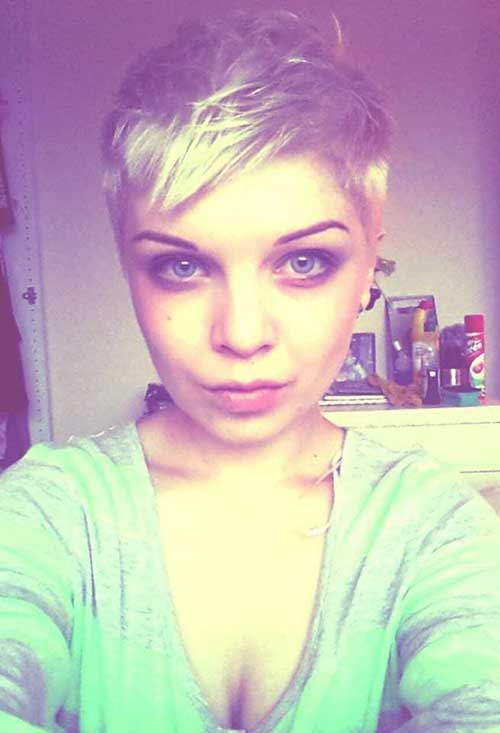 Stylish Medium Pixie Haircuts