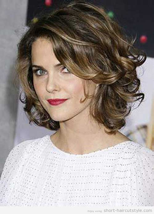 Cute Short Haircuts For Thick Curly Hair Short Hairstyles Hairstyle