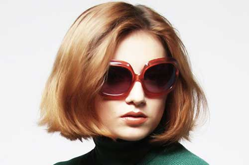 Trendy Short Haircuts for Thick Straight Hair Ideas