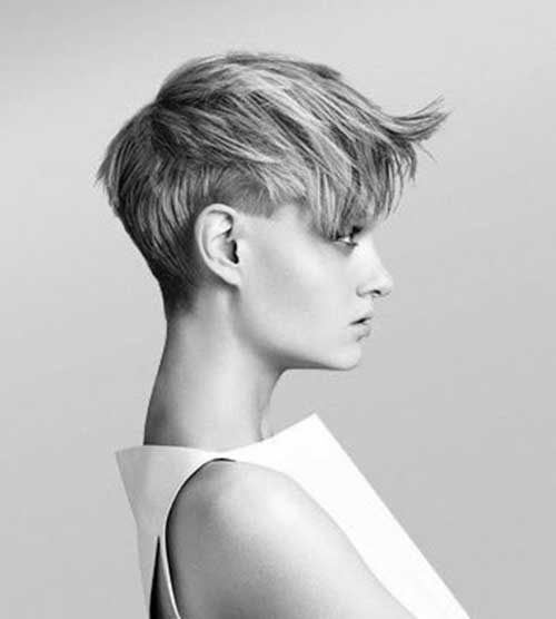 Best Vidal Sassoon Cool Haircut for Short Hair