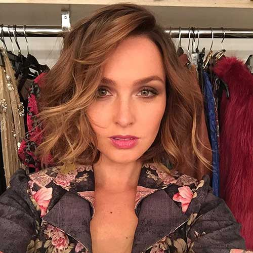 Cute Wavy Short Hairstyles