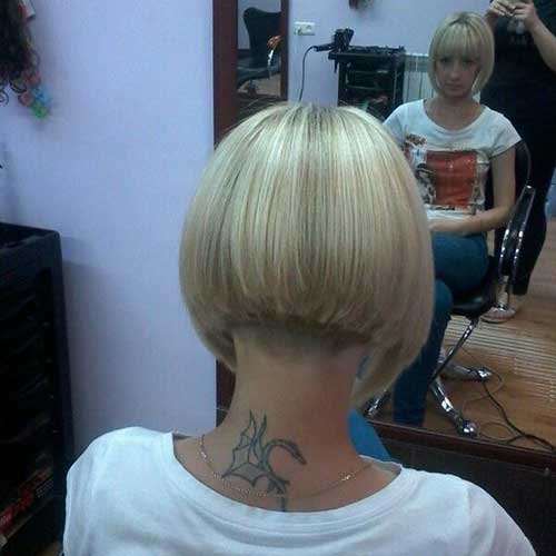 Bob Hairstyles For Mature Ladies