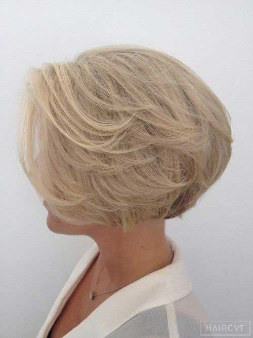 Short Stacked Bob Hairstyles You Will Love The Best