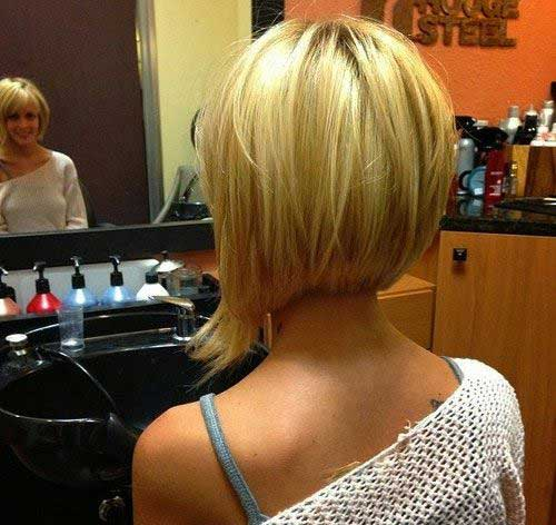 Pictures of Short Bob Haircuts