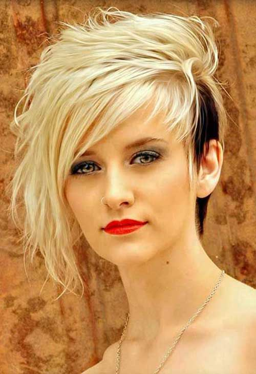 2016 Different Short Hair Styles