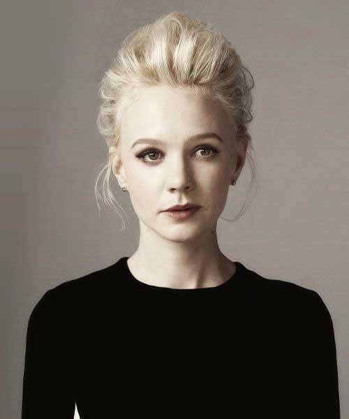 Actresses with Short Blonde Hair