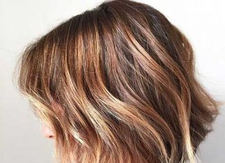 short bob hair with balayage the best short hairstyles