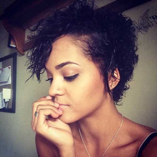 Really Pretty Short Haircuts for Black Women