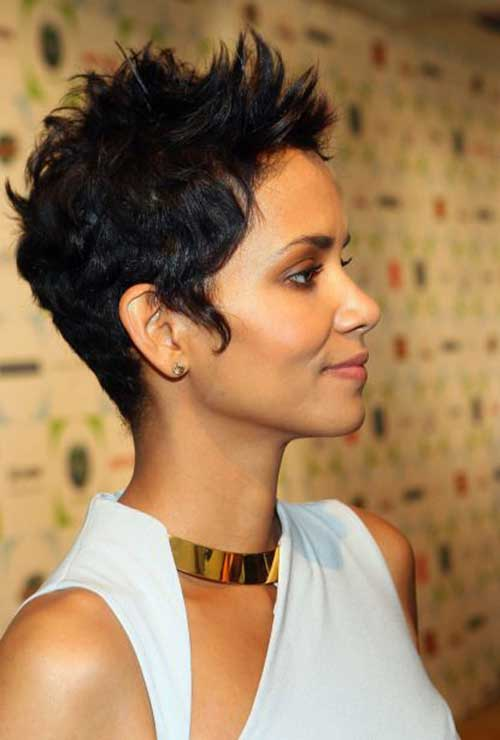Tapered Womens Afro | Black Hairstyle and Haircuts