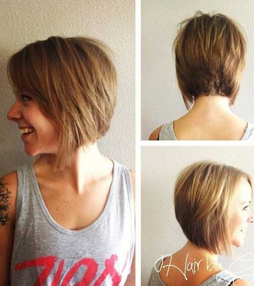 Brown Bob Hairstyles 2016