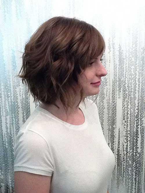 Cute Hairstyles for Short Beachy Wavy Hair