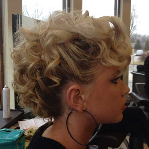Different Funky Short Hairstyles