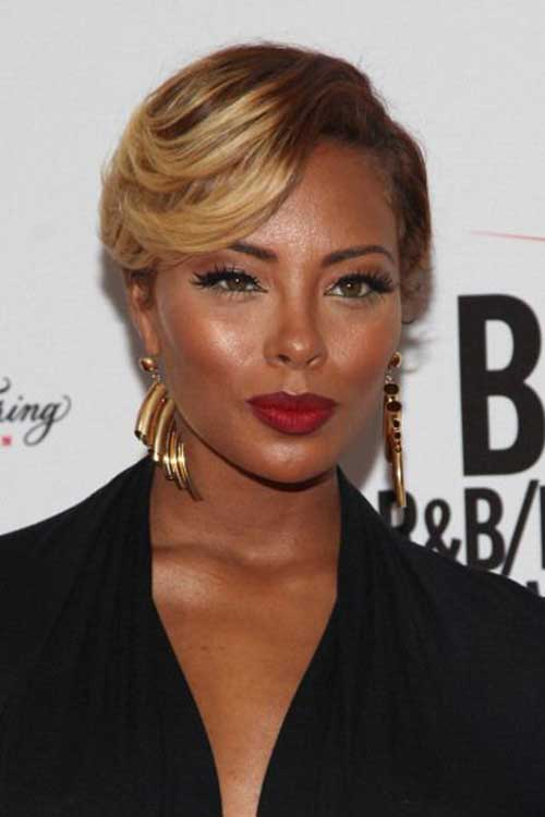 Eva Marcille Short Hair
