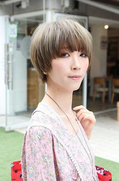 Japanese Short Hair 2016