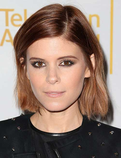 Kate Mara Bob Hair 2015