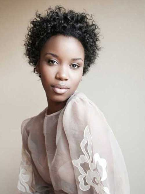 Black People Short Afro Hairstyles