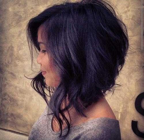 Short Thick Wavy Hair