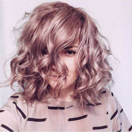 Short Hairstyles for Curly Hair-10