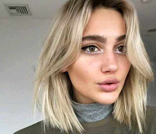 Short Blonde Hairstyles-13