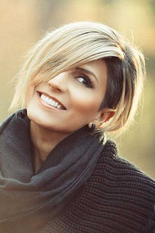 Really Lovely Cute Short Hair Cuts | The Best Short