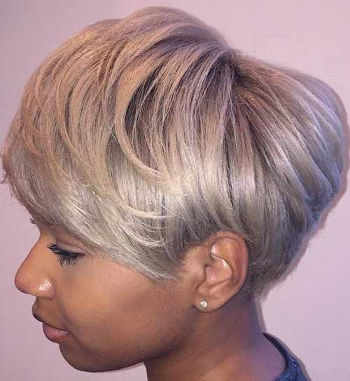 Short Hair for Black Women-8