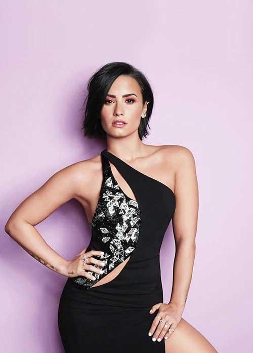 Celebrities Short Hair 2016-10