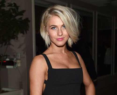 Celebrity Short Hairstyles-10