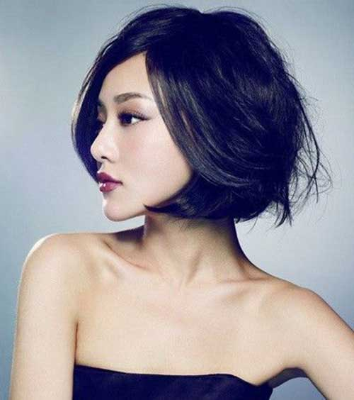 Hairstyles For Girls With Short Hair-10