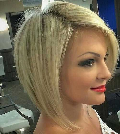 Short Blonde Haircuts-10