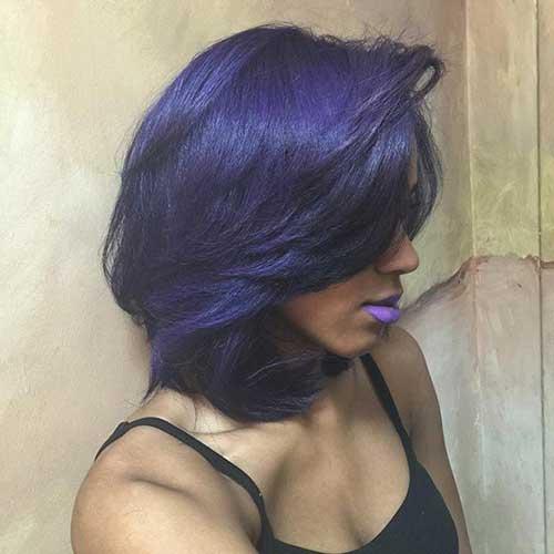 Short Hair for Black Women-10