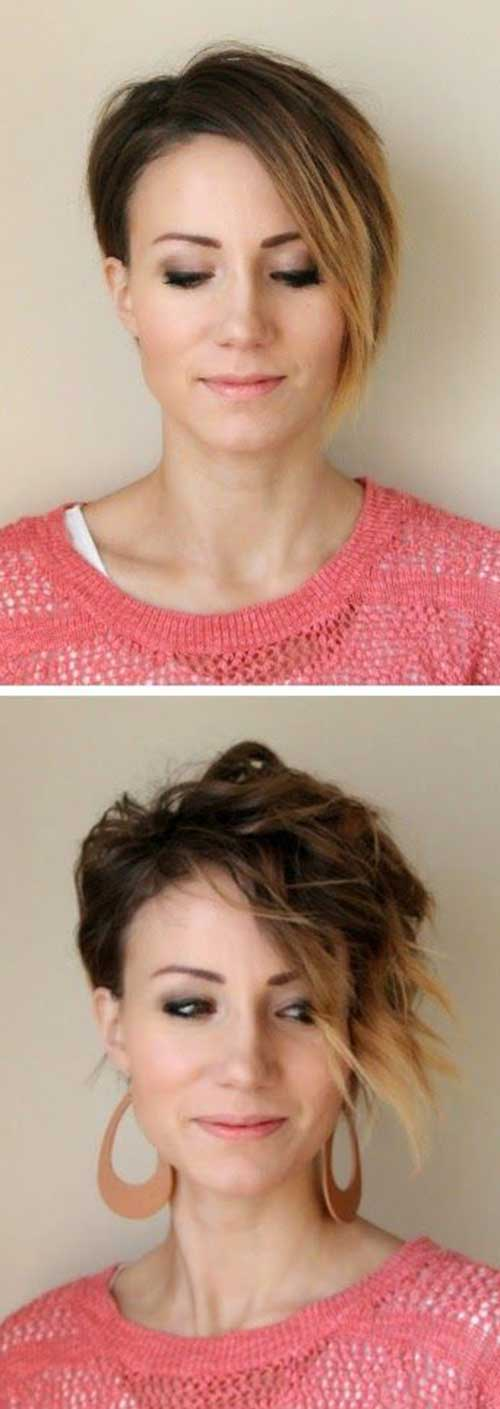 Short Haircuts for Long Faces-10
