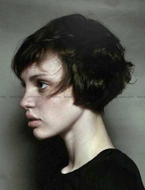 Wavy Short Hair-10