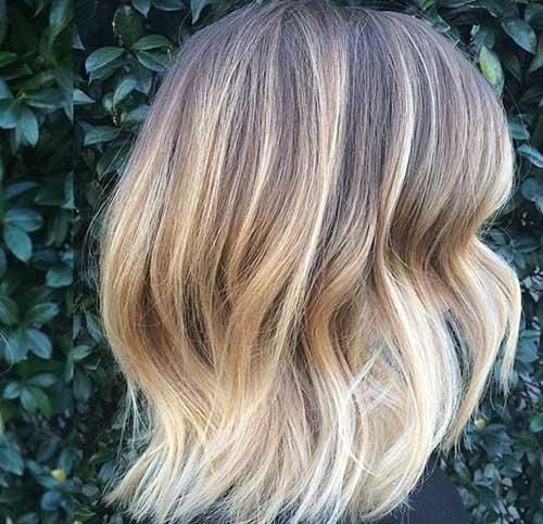 Wavy Short Hair-11