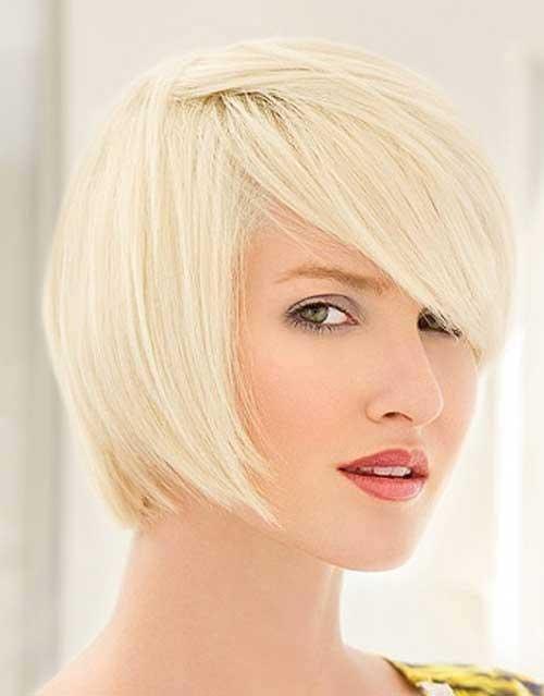 Cute Short Haircuts for Thin Hair-12