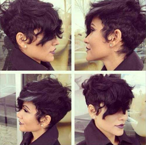 Pixie Cuts for Wavy Hair-12
