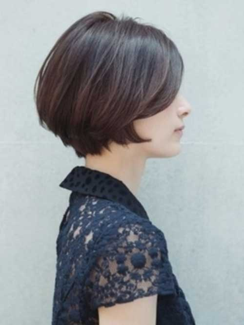 Short Haircuts For Women 2015-12
