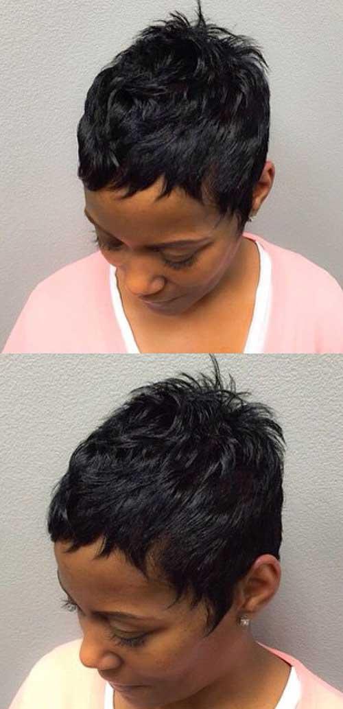 Black Girl Short Haircuts-13