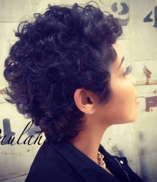 15 lovely new curly pixie hairstyles   crazyforus