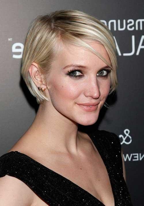 Cute Short Haircuts for Thin Hair-14