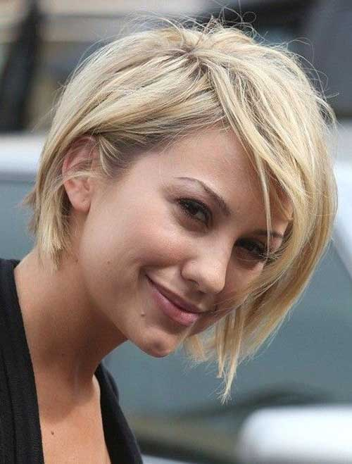 Easy Short Haircuts-14