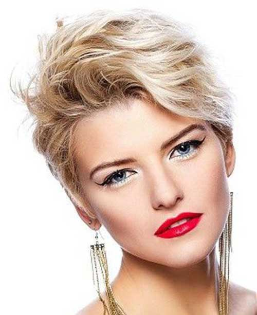 Pixie Cuts For Wavy Hair The Best Short Hairstyles For