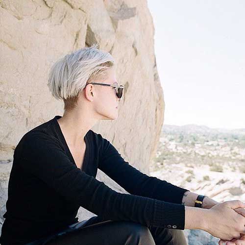Short Blonde Haircuts-14