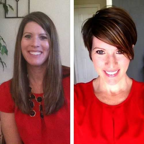 Short Haircuts for Long Faces-14