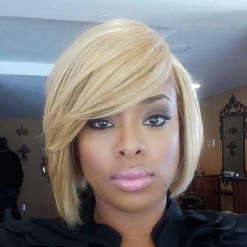 Short Hair for Black Women-15